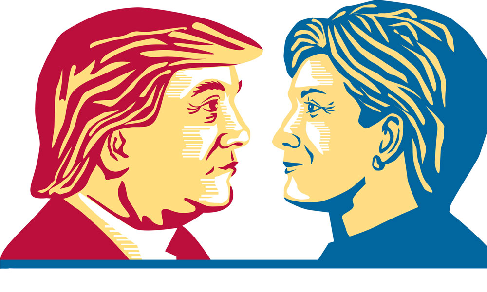 Image for My Thoughts for Hillary Clinton and Donald Trump Part 2