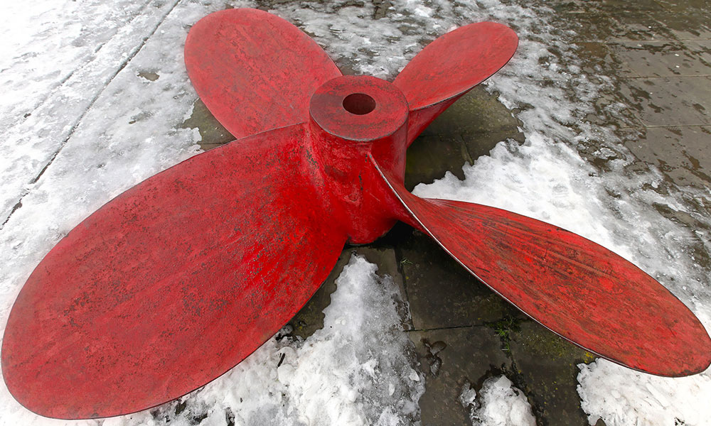 Image for The Accidental History of the Propeller